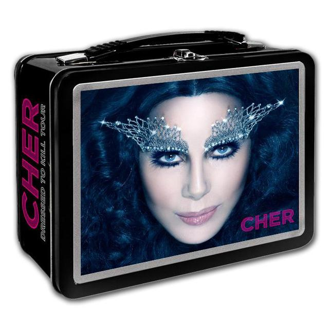 Cher Metal Lunchbox