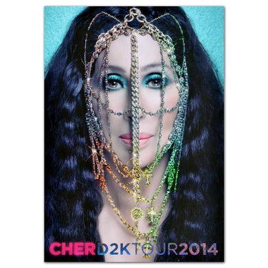 Cher Dressed To Kill Program
