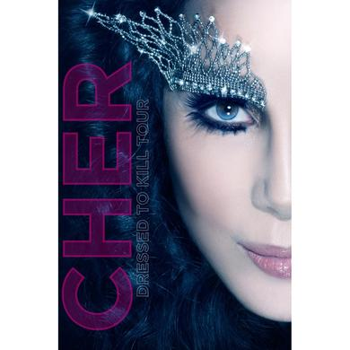 Cher Dressed To Kill Poster