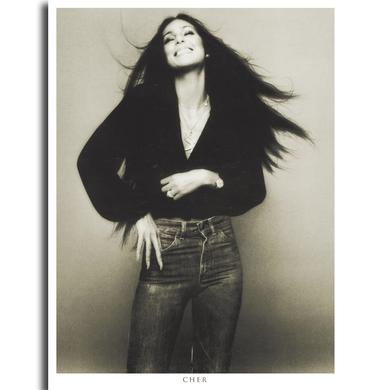 CHER Limited Edition Signed Numbered Lithograph