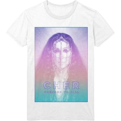 Cher Ombre Boxed Adult T-Shirt