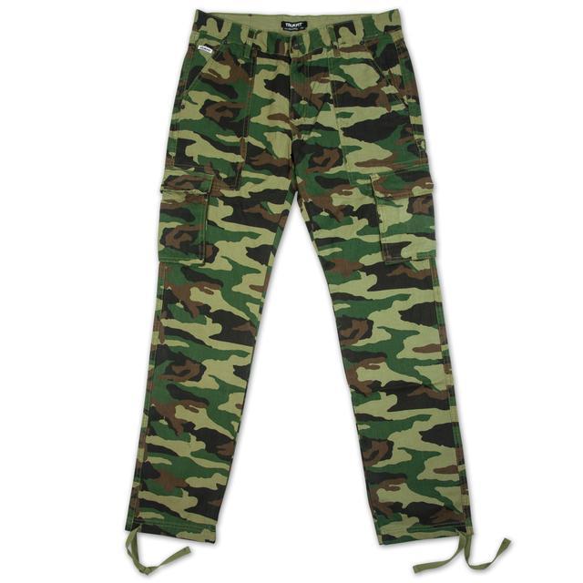 Trukfit Camo Cargo Pants