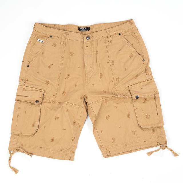 Trukfit Paisley Cargo Shorts