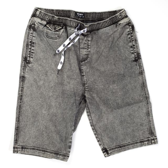 Trukfit Acid Denim Shorts
