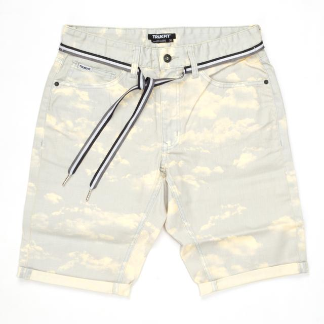 Trukfit New Day Denim Shorts