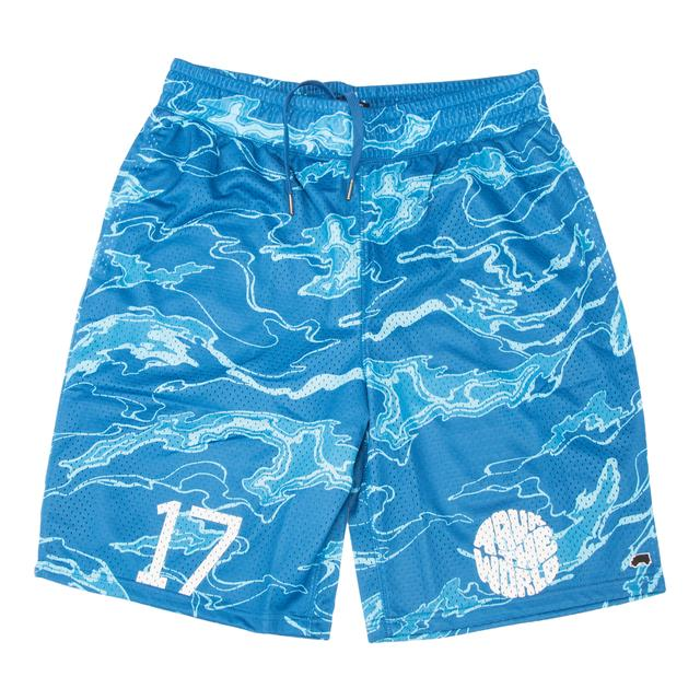 Trukfit Wavy Splash Shorts