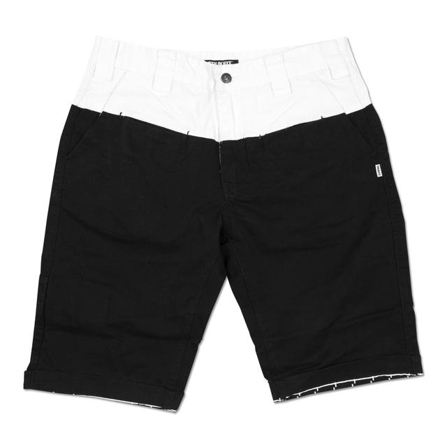 Trukfit Blocked Trouser Shorts