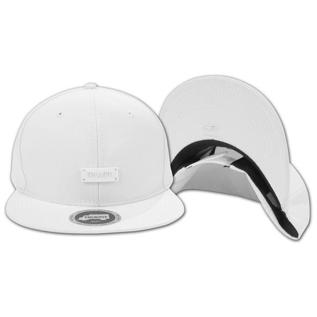 Trukfit Debossed Square Leather Hat