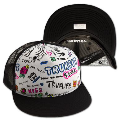 TRUKFIT Truk Sign Mesh Jr Hat - Black