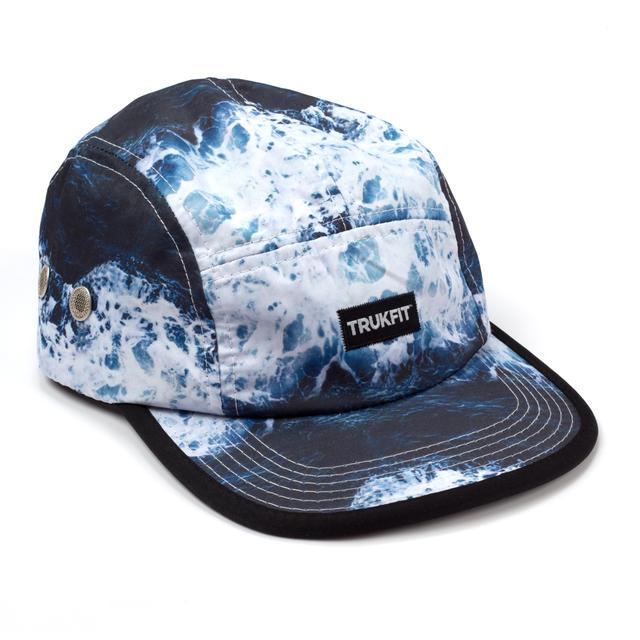 Trukfit Waves 5 Panel Hat