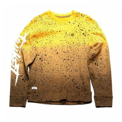 Trukfit Speckle Printed Crew Neck Sweatshirt