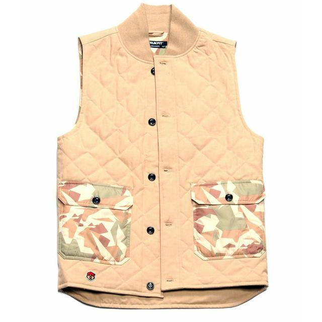 Trukfit Quilted Vest