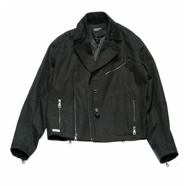 Trukfit Biker Coated Twill Jacket