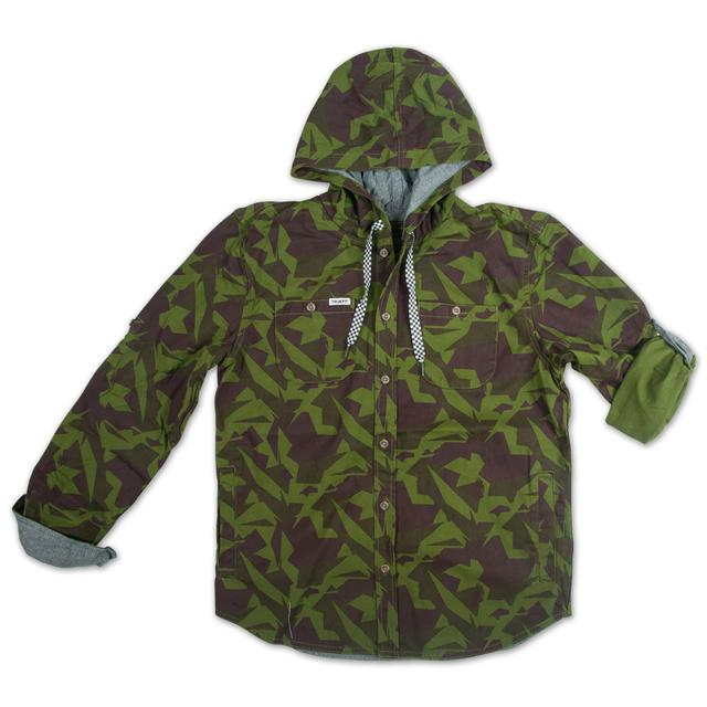 Trukfit Hooded Woven Shirt