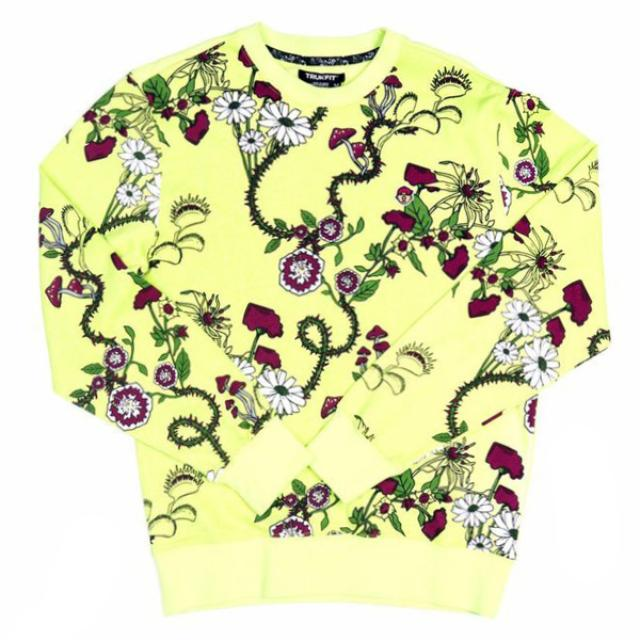 Trukfit FLY TRAP Crew Sweatshirt