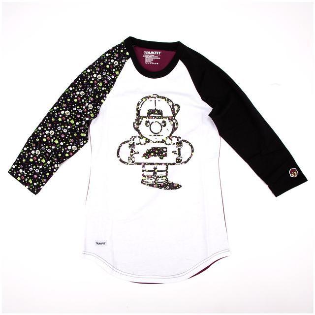 Trukfit Jr. Trippy Tommy Raglan