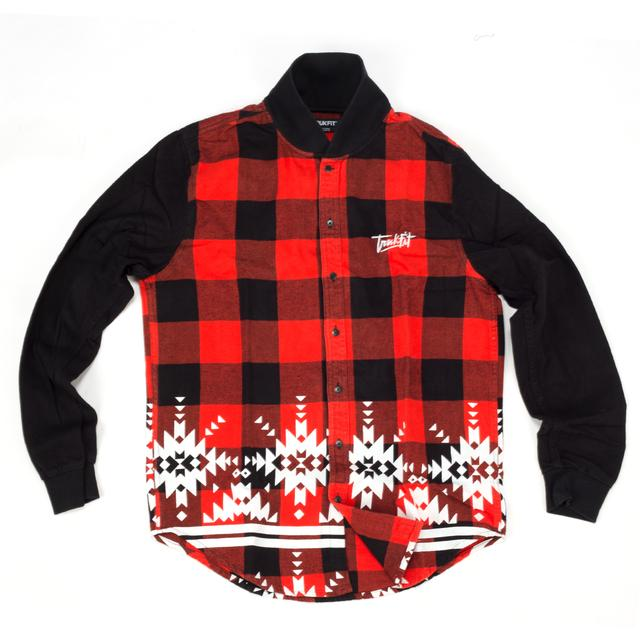 Trukfit Pioneer Plaid Shirt