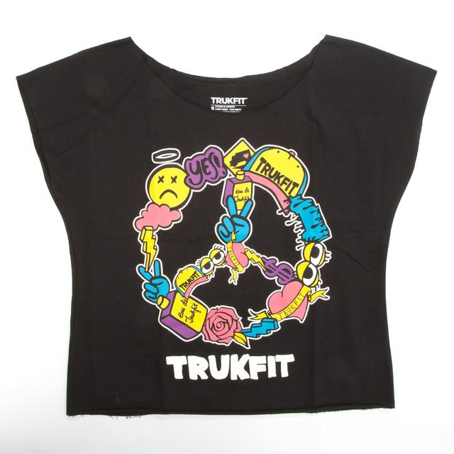 Trukfit PEACE OUT Jr. T-Shirt