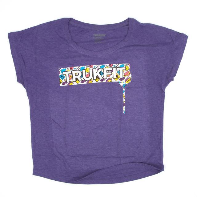 Trukfit PRINT DRIP Jr. T-Shirt -