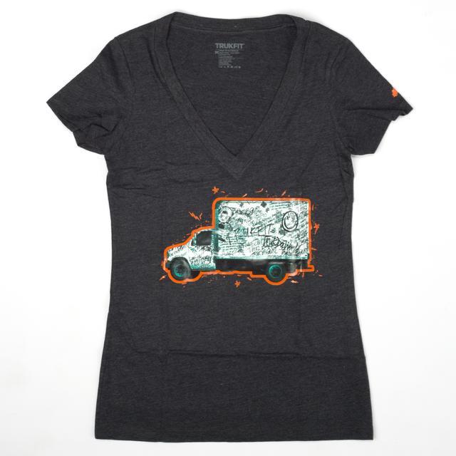 Trukfit SCRATCH TRUCK Jr. T-Shirt