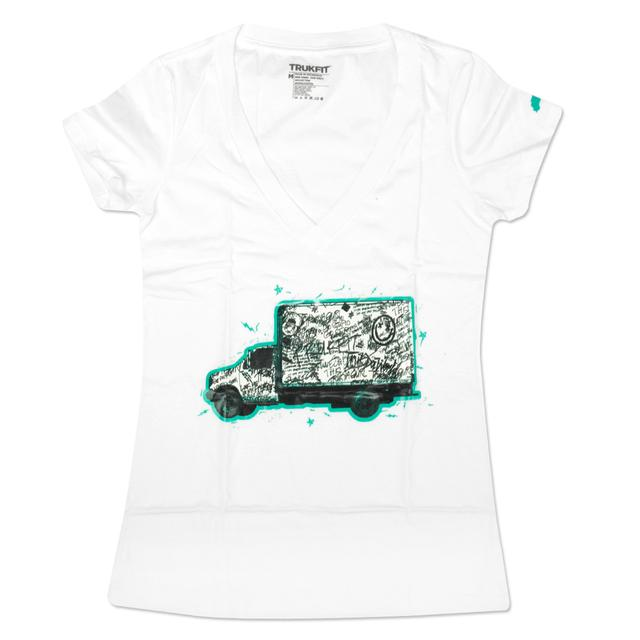 Trukfit SCRATCH TRUCK Jr. T-Shirt
