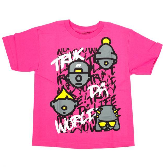 Trukfit Boys Truk Da World T-Shirt