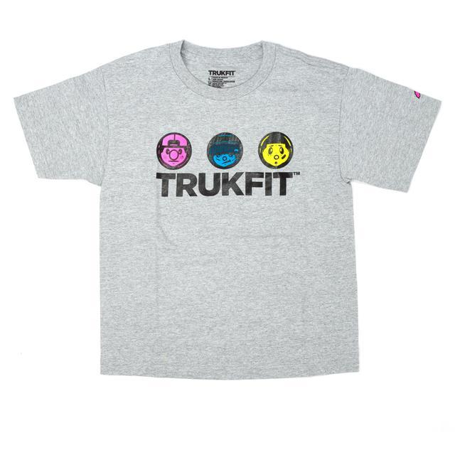 Trukfit Boys 3 Times T-Shirt