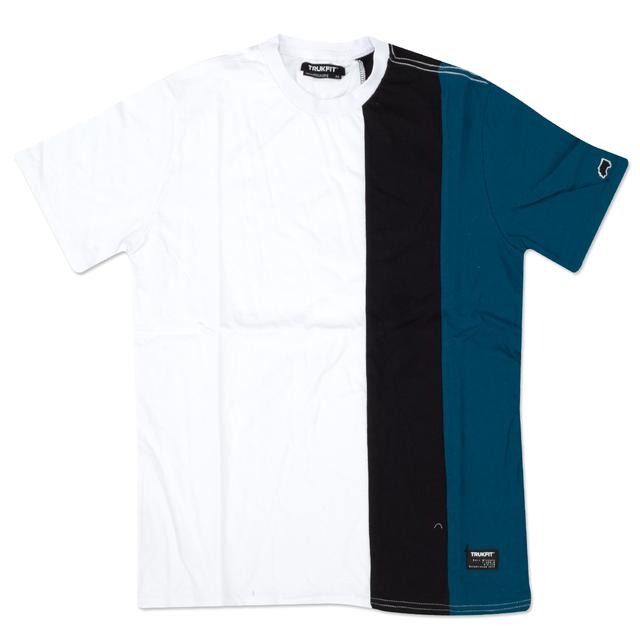 Trukfit Engineered Cut N Sew Shirt