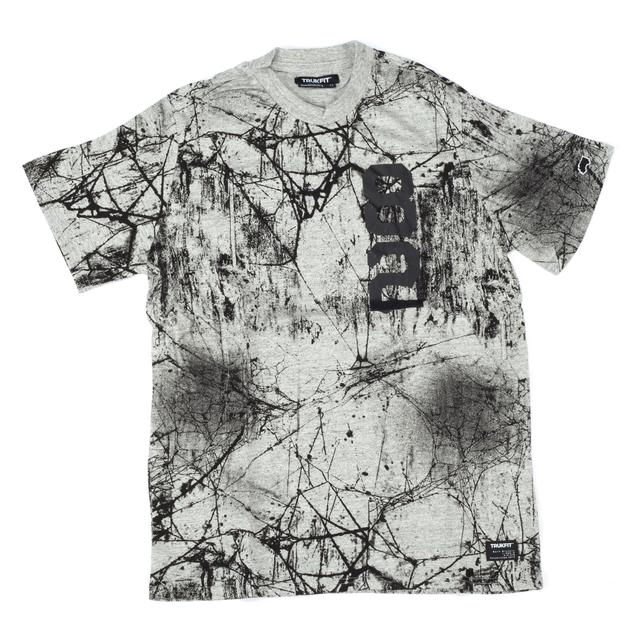 Trukfit Web Allover Print T-Shirt
