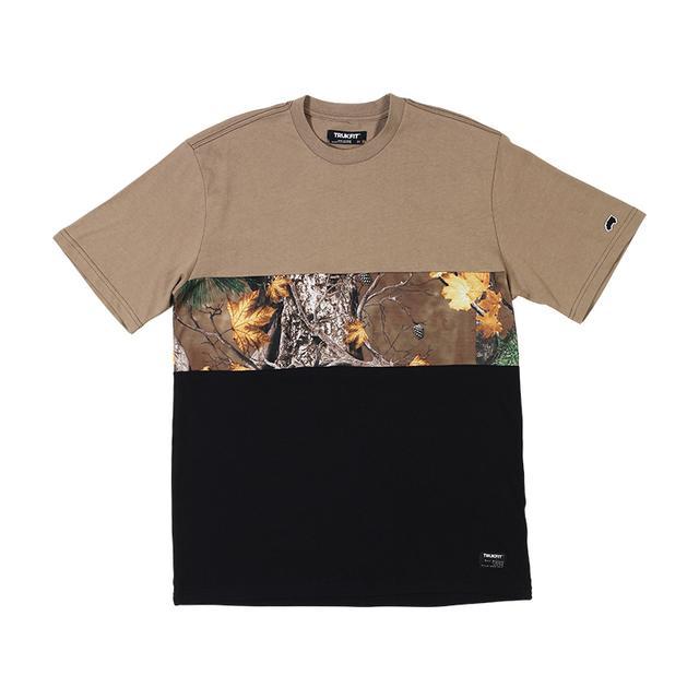 Trukfit Camo Woods Cut n' Sew T-Shirt