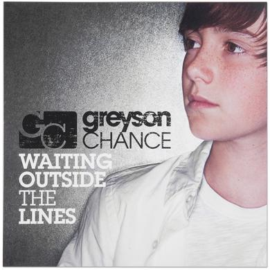 Greyson Chance Waiting Outside The Lines CD