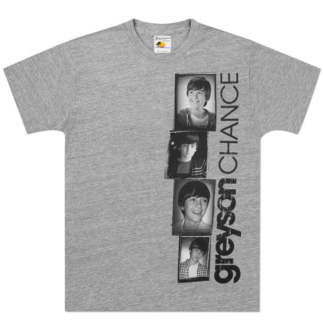 Greyson Chance Photo Booth T-Shirt
