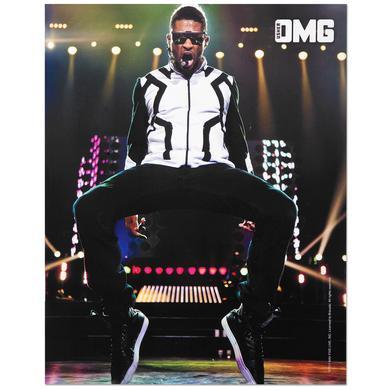 Usher Spring 2011 Tour 8x10 Photo