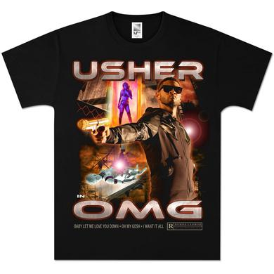 Usher Movie Poster T-Shirt