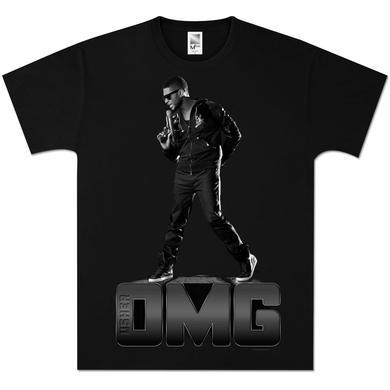 Usher Standing OMG T-Shirt