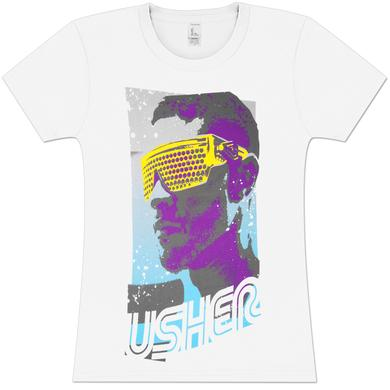 Usher Shades Fitted Girls' T-Shirt