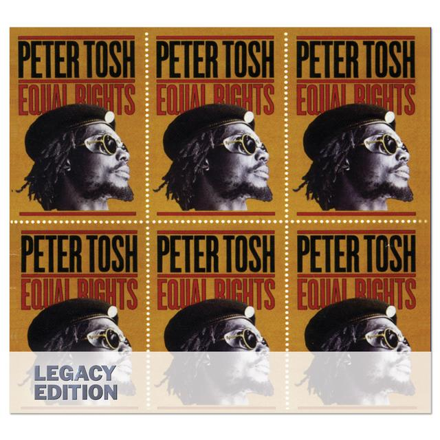 Peter Tosh - Equal Rights (Legacy Edition) CD