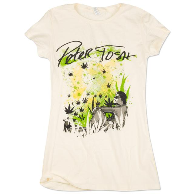 Peter Tosh Dreams Ladies T-Shirt