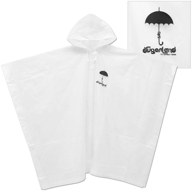 Sugarland Incredible Machine Poncho