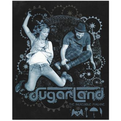 "Sugarland Incredible Machine 8 x 10"" Photo"