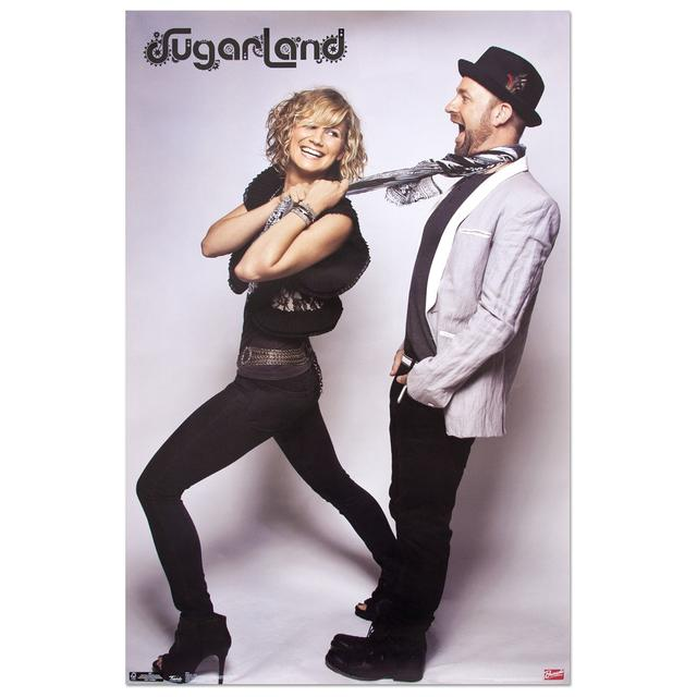 Sugarland Scarf Poster