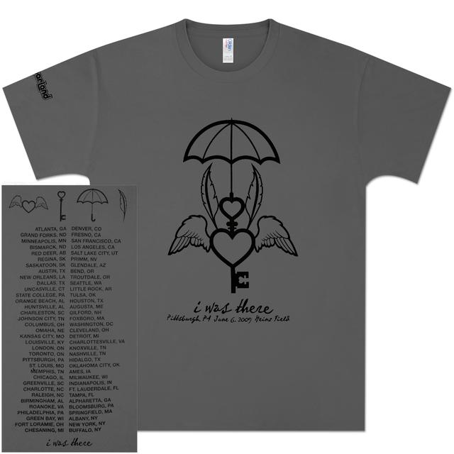 Sugarland Pittsburgh, PA Event T-Shirt