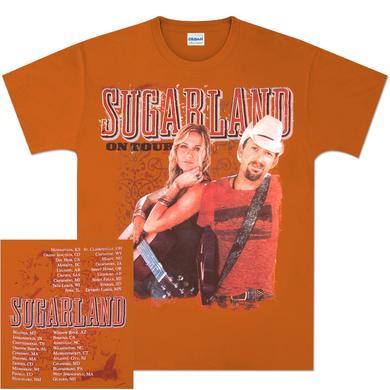 Sugarland On Tour T-Shirt