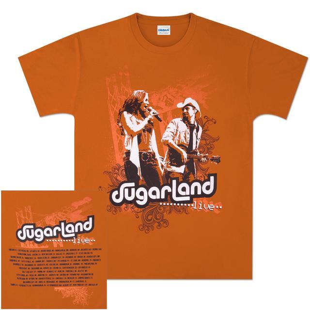 Sugarland Live T-Shirt