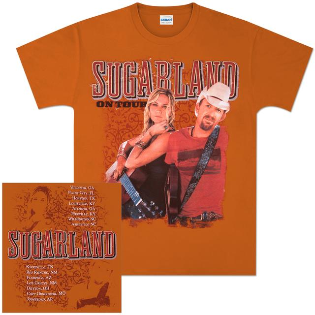 Sugarland On Tour 2011 T-Shirt