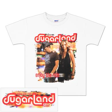 Sugarland Enjoy the Ride Youth T-Shirt