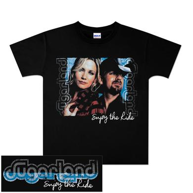Sugarland Enjoy The Ride Photo Youth T-Shirt