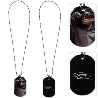 Mindless Behavior Roc Royal Dog Tag Necklace
