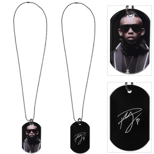Mindless Behavior Prodigy Dog Tag Necklace