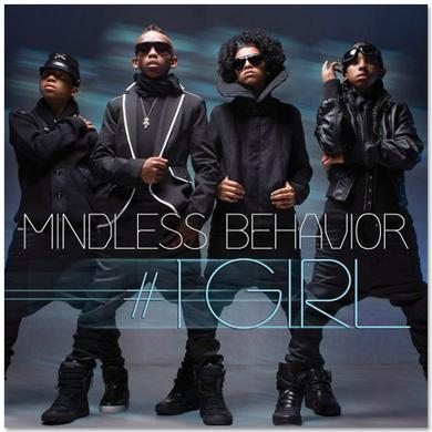 Mindless Behavior - #1 Girl CD
